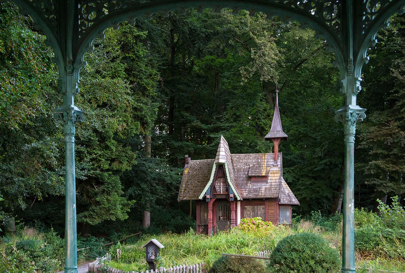Hexenhaus im Stadtgarten Überlingen